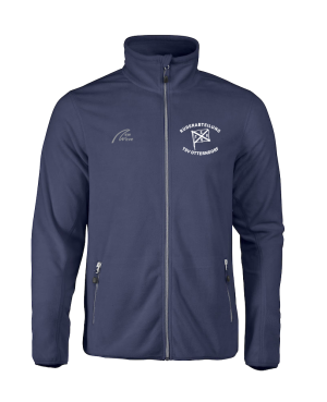 Windbreaker Fleece - Man navy