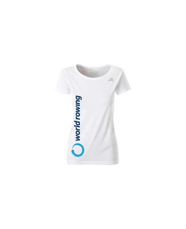 World Rowing Organic Shirt - Lady