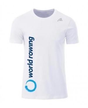 World Rowing Organic Shirt - Man