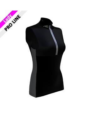 Pro Vest Lady - Black & Carbon