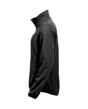 Basic Softshell Jacke