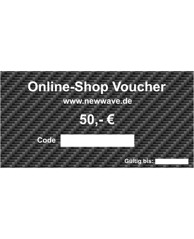 50,- € Voucher