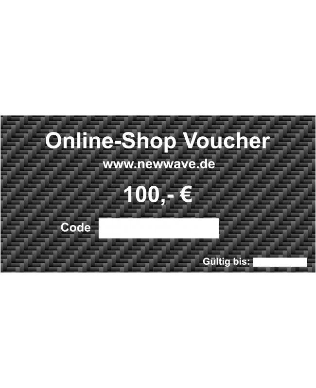 100,- € Voucher