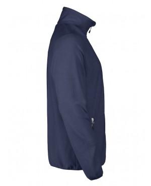 Windbreaker Fleece - Man with back print