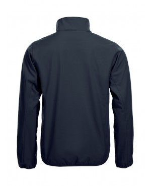 Basic Softshell Jacket - Man ohne Rückenaufdruck