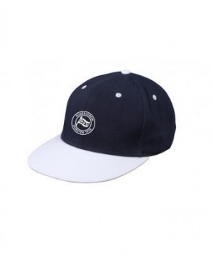 6 Panel Pro Cap - navy/white