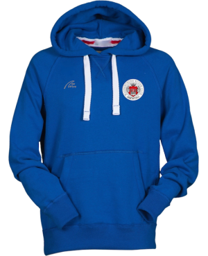 Club Sport Hoodie - Man royal