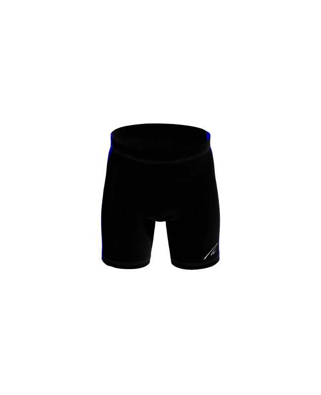 "Coloured Side Stripe - Short Tight ""Customize"""