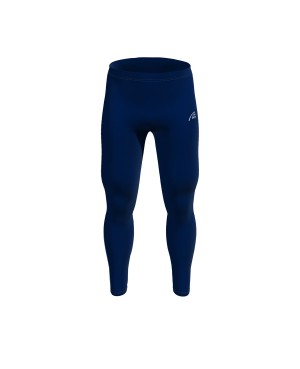 Coloured Seam - Tights navy (navy seam)