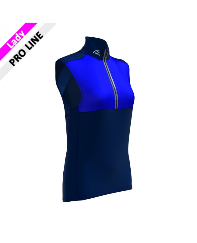 Pro Vest Lady - Navy & Royal