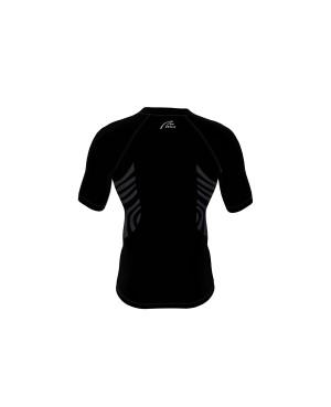 2skin - Shirt schwarz