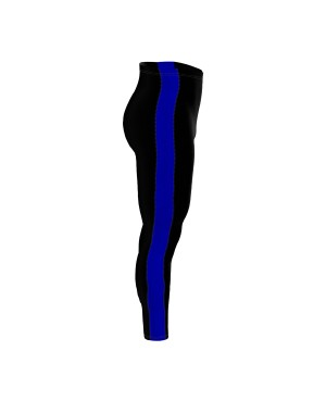 Classic Leggins - black/royal