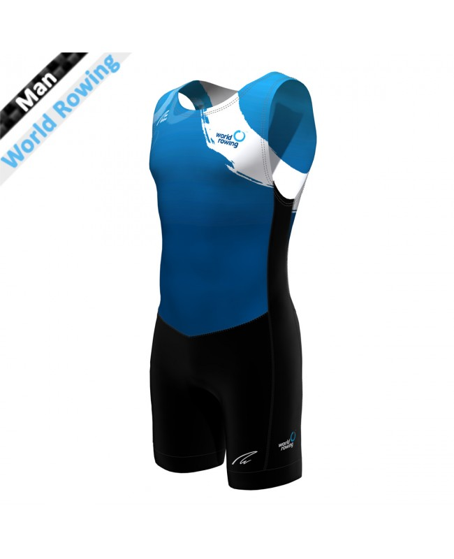 Pro Suit Man - World Rowing