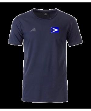 Premium Organic Shirt - Man marine
