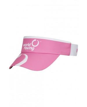 World Rowing Stretchy Sunvisor