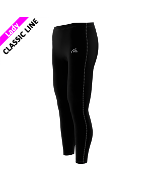 Coloured Seam Tight - Lady