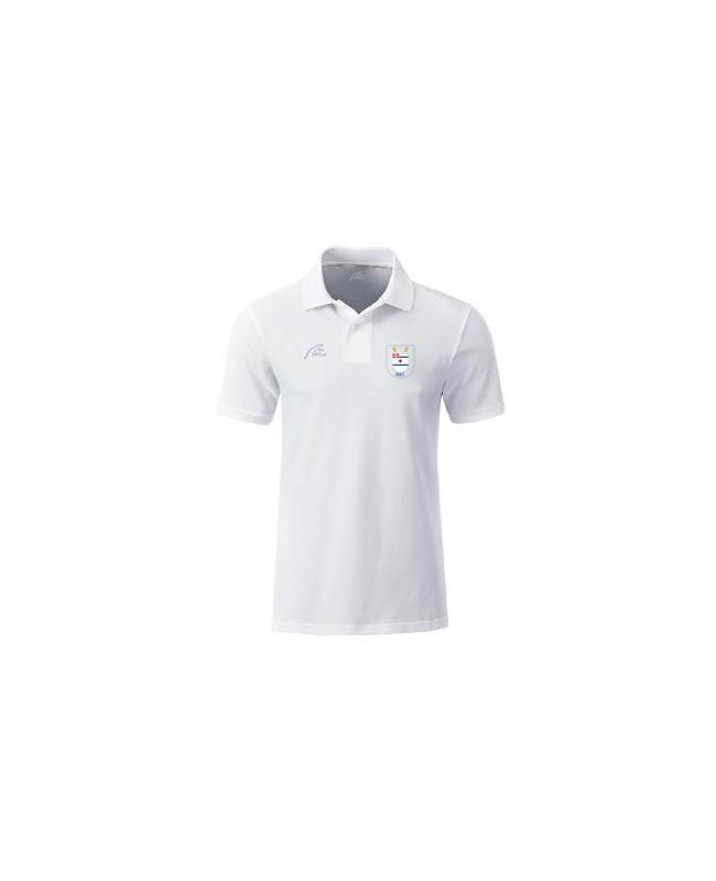 Premium Organic Polo weiß