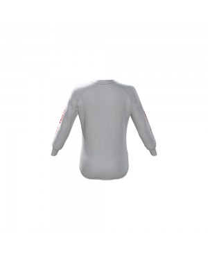 CoolMax - Longsleeve white