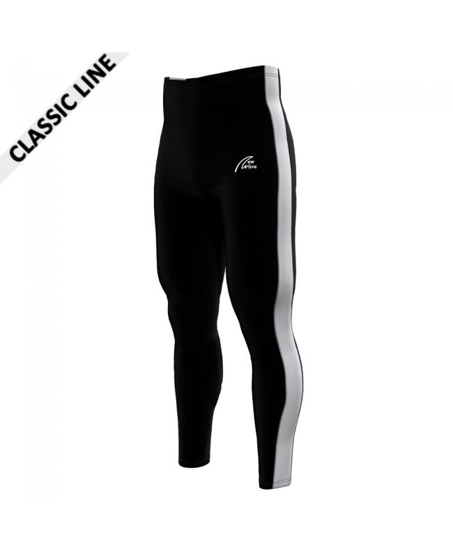 Rowing Sport Leggings - Black