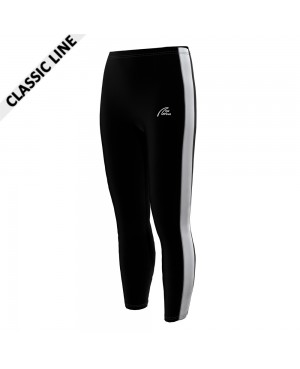 Rowing Sport Leggings - Black