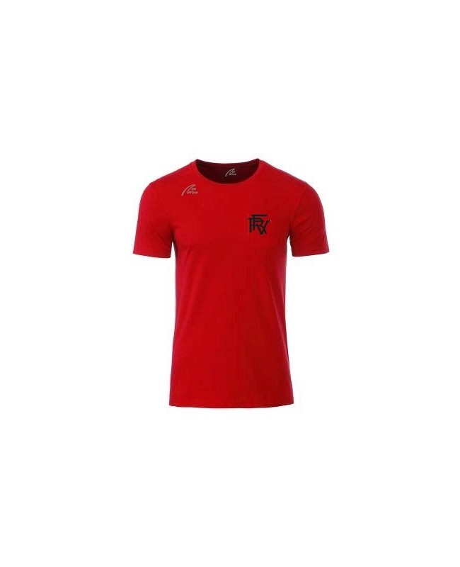 Premium Organic Shirt - Man red