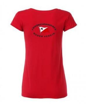 Premium Organic Shirt - Lady rot