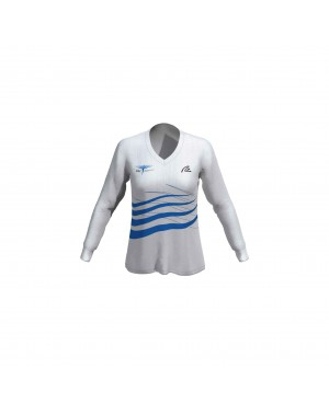 Team -Trikot Longsleeve Lady