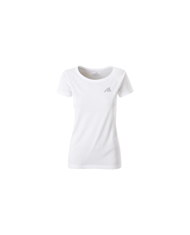 Premium Organic Shirt - Lady white
