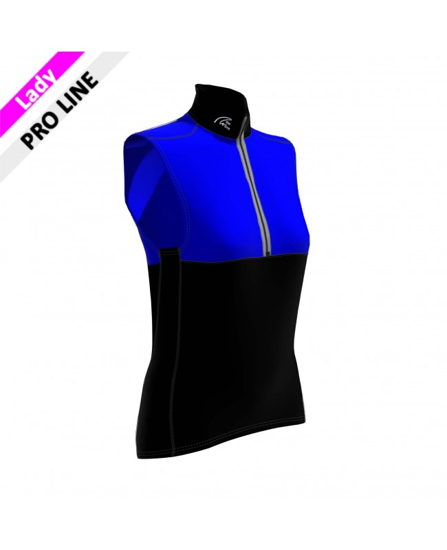 Pro Vest Lady - Black & Royal