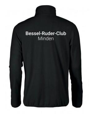Windbreaker Fleece - Man black