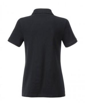 Premium Organic Polo - Lady schwarz