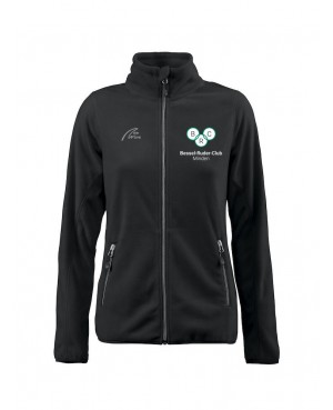 Windbreaker Fleece - Lady black