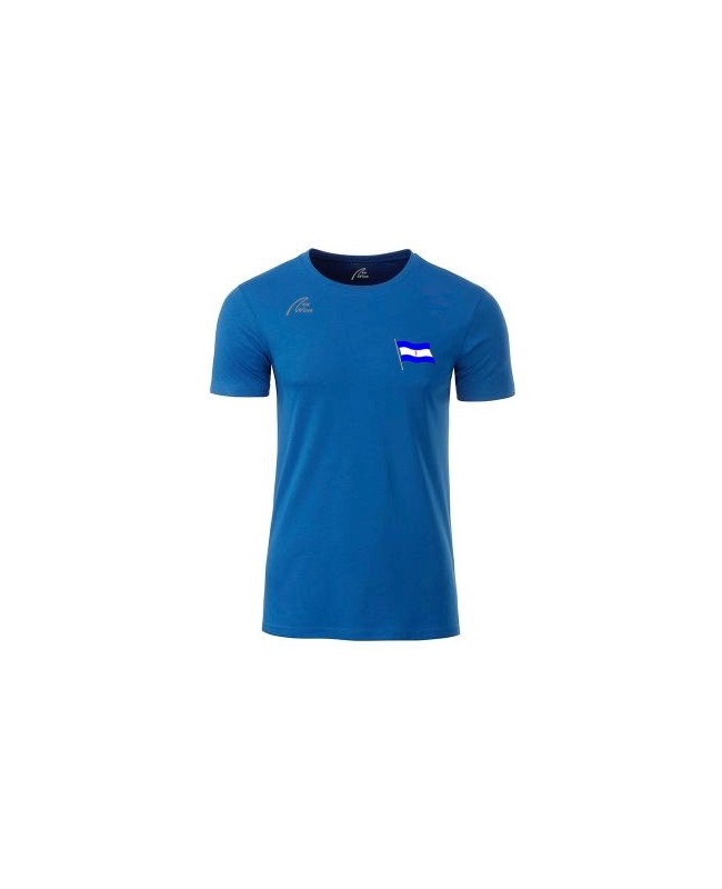 Premium Organic Shirt - Man royal