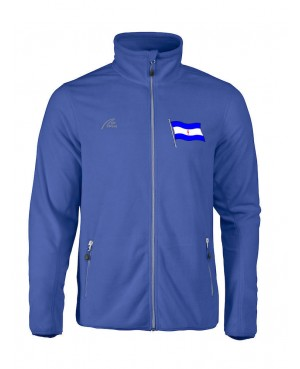 Windbreaker Fleece - Man royal