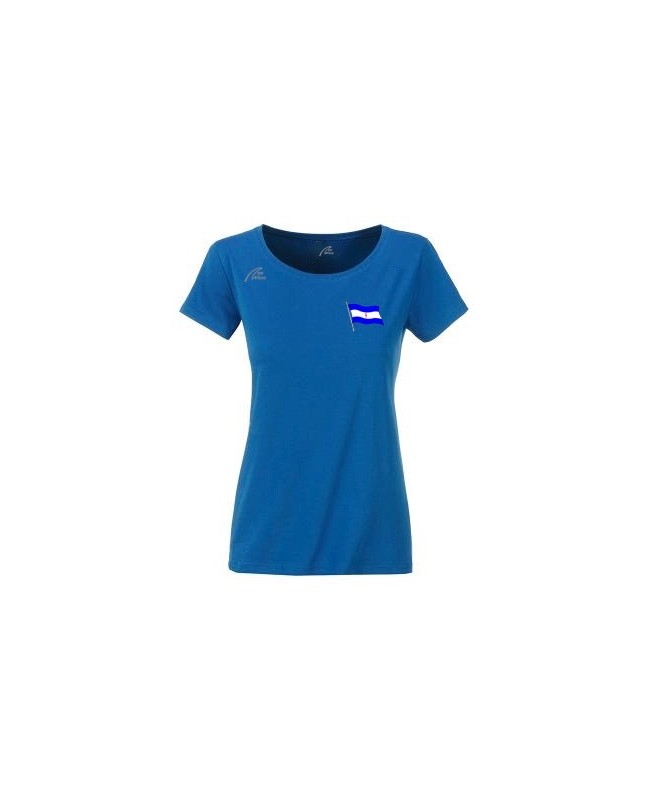Premium Organic Shirt - Lady royal