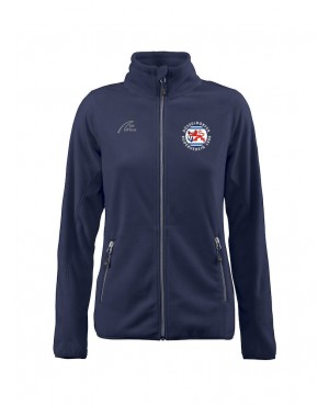 Windbreaker Fleece - Lady navy