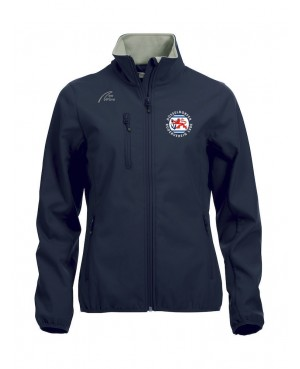 Basic Softshell Jacket - Lady navy