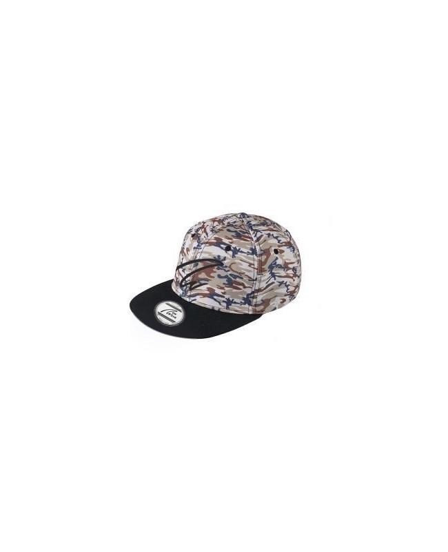 Pro Style Cap - camouflage / black
