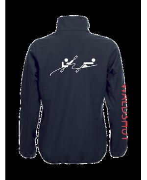 Basic Softshell Jacket - Lady navy