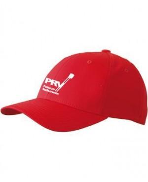 High Performance Flexfit Cap red