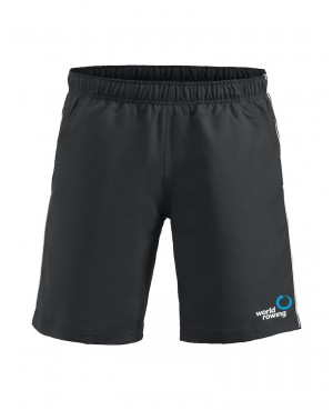 World Rowing Shorts / black