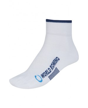 Row - Socks white World Rowing