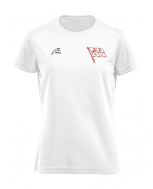 T- Shirt - white Lady