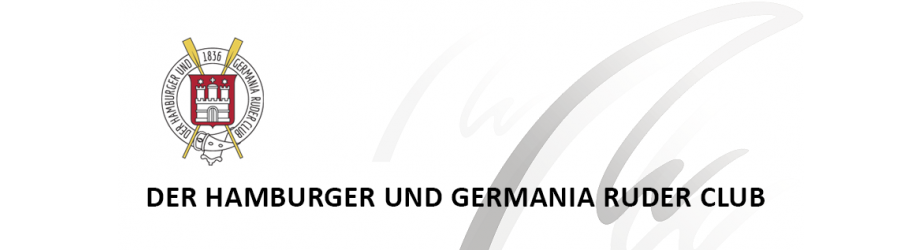 DER HAMBURGER UND GERMANIA RUDER CLUB