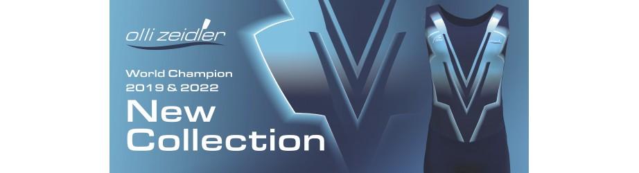 New Wave Spportswear - Olli Zeidler Kollektion