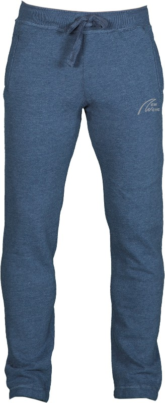 College Style Pants-denimblau meliert