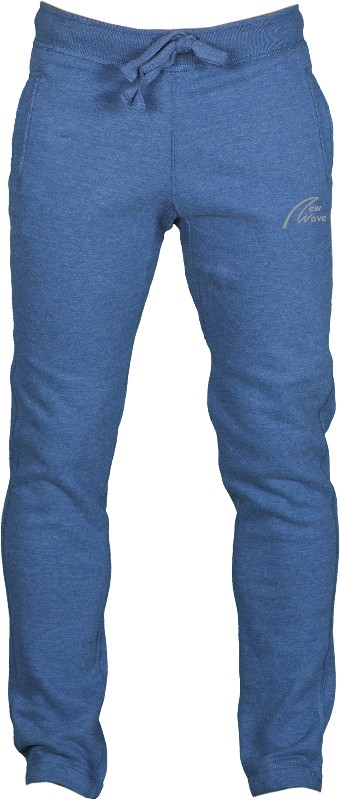 College Style Pants-light denim meliert