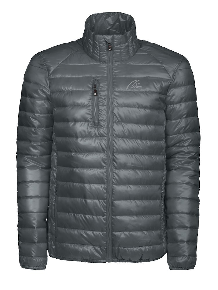 Superlight Padded Jacket-grau