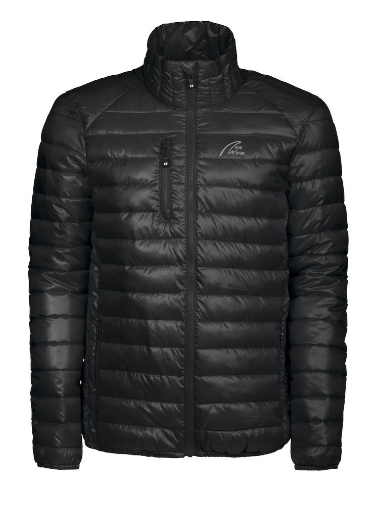 Superlight Padded Jacket-schwarz