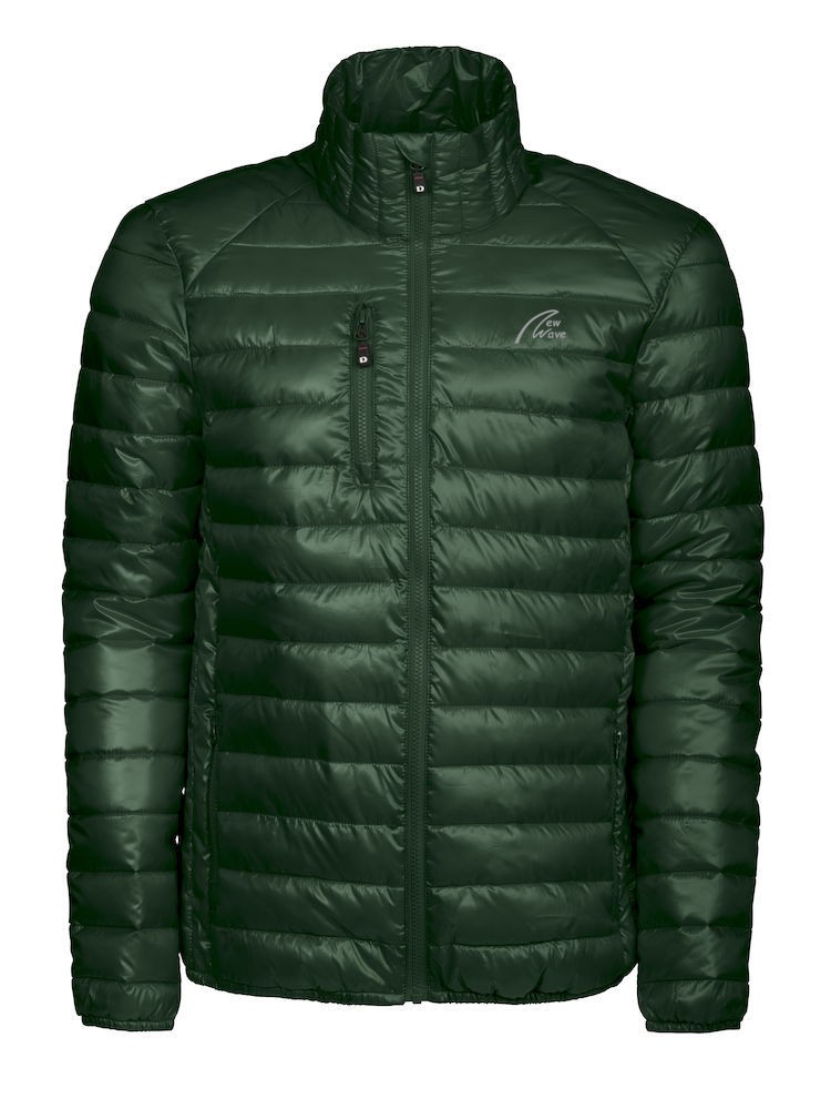 Superlight Padded Jacket-dunkel grün